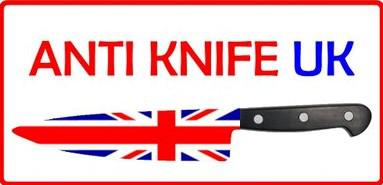 Anti Knife Uk, anti knife crime campaign for the UK