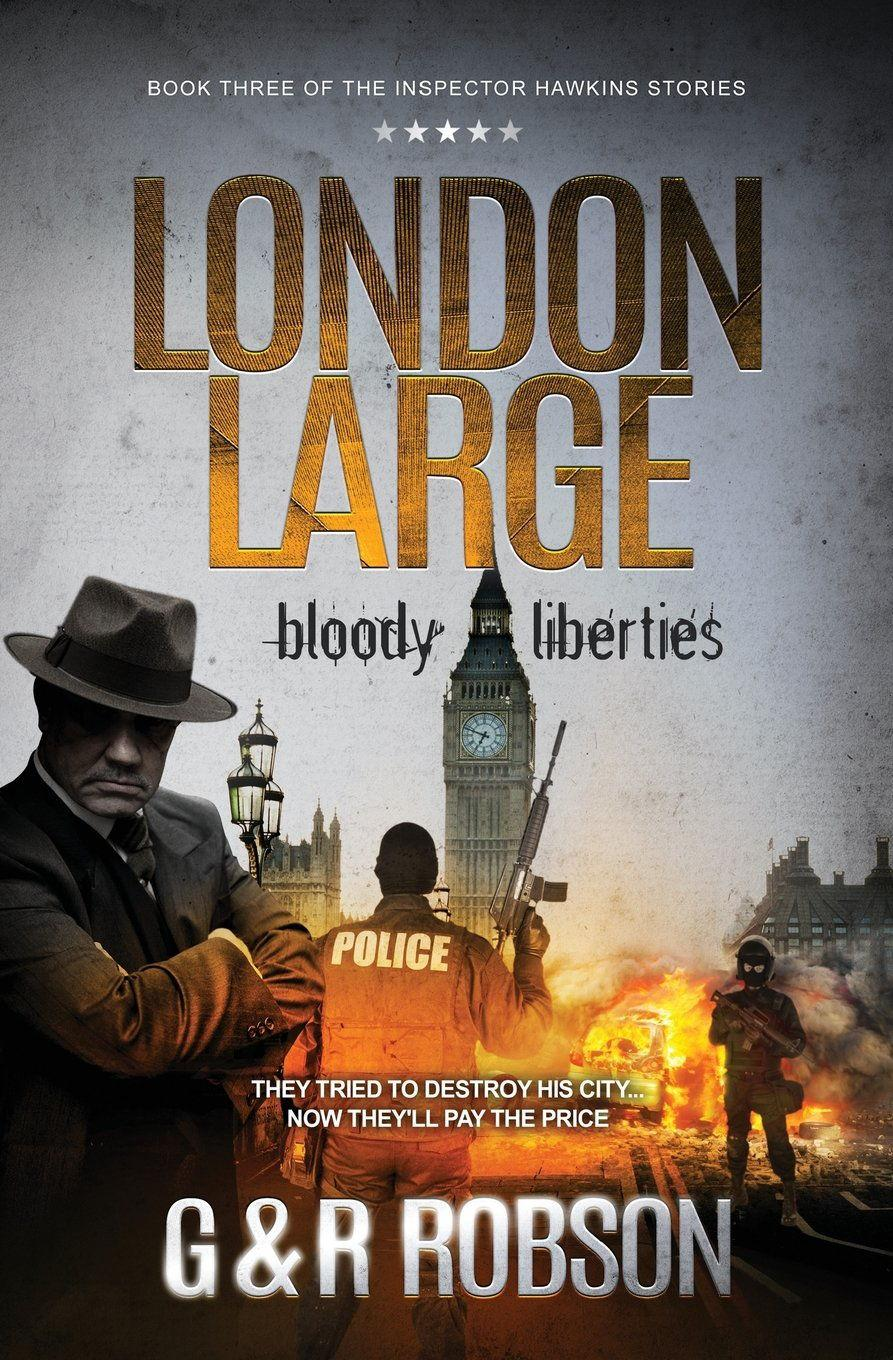 London Large Bloody liberties
