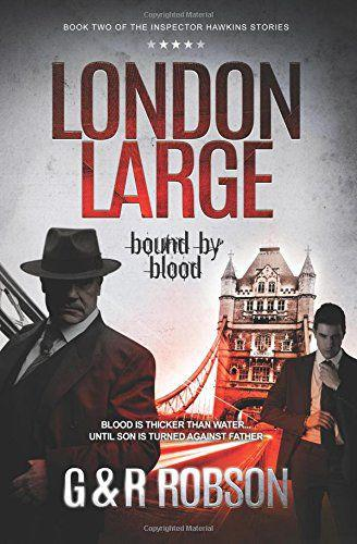 London Large Bound By Blood