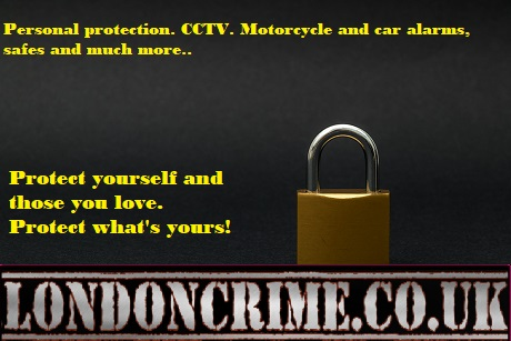 London Crime home and personal seecurity