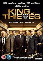 King of Thieves, michael Caine