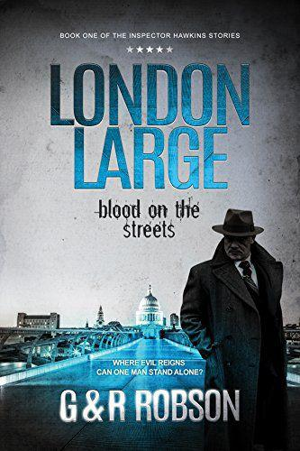 London Large Blood On The Streets