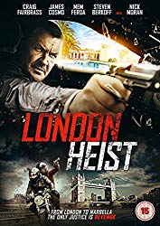 London Heist Craig Fairbrass